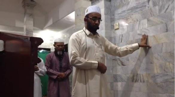 Live Facebook saat Shalat Isya, Imam Tak Panik Meski Diguncang Gempa, Lihat Videonya
