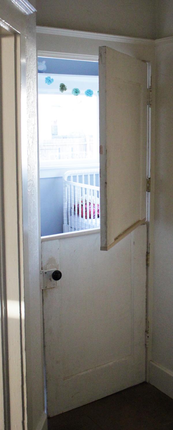 Our Homegrown Spud A Diy Dutch Door