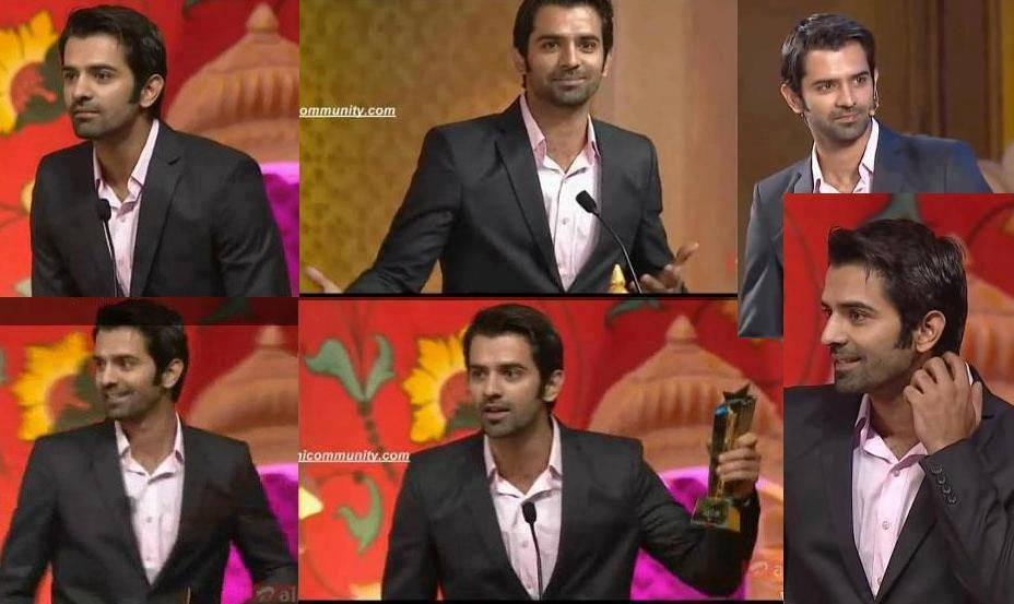 Arnav Khushi: Star Parivaar Awards 2012 New Updated Images