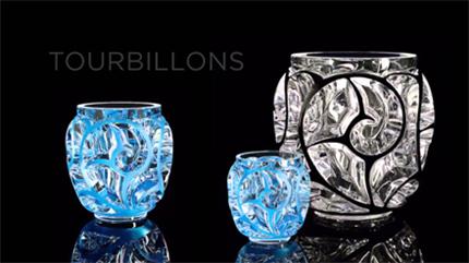 ee210c020c097 Foi na década de 1920 que Lalique começou a fabricar uma vasta gama de  objetos como vasos