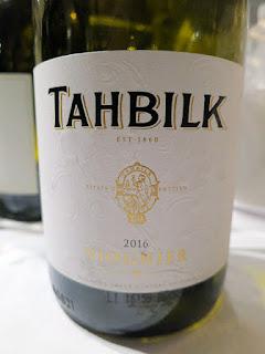 Tahbilk Viognier 2016 (89 pts)