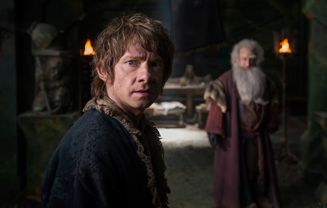 "Megapix exibe o ""Programa Duplo O Hobbit"""