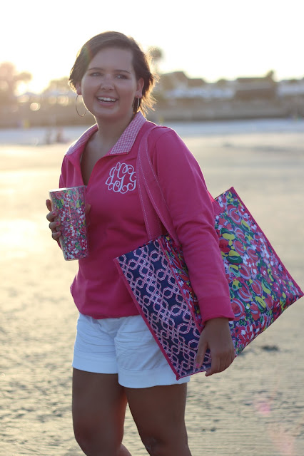 lilly pulitzer picnic