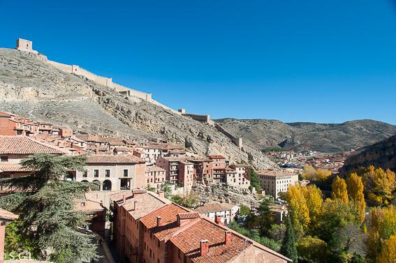 Albarracin en Teruel. 17 lugares para descubrir España