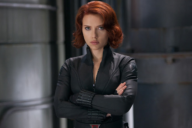 Black Widow - Captain America: Civil War Character Guide