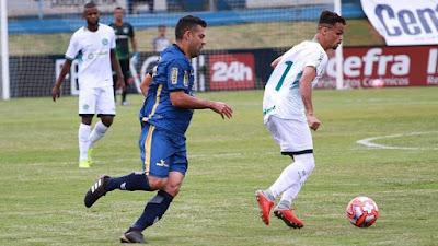 Goiás vence o Aparecidense por 3 a 1 no primeiro jogo das quartas