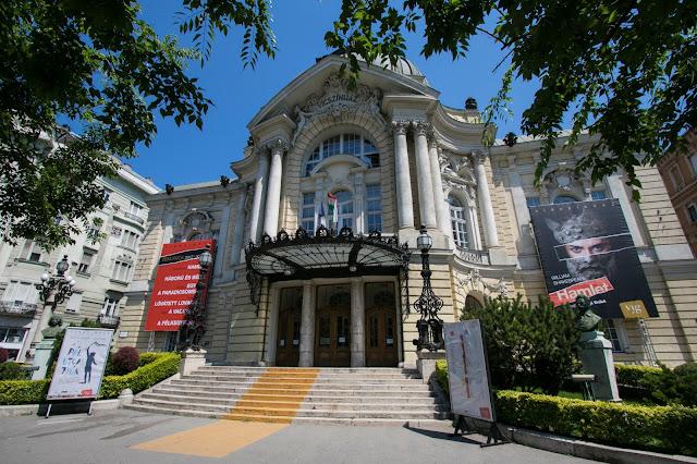 Teatro della commedia-Budapest