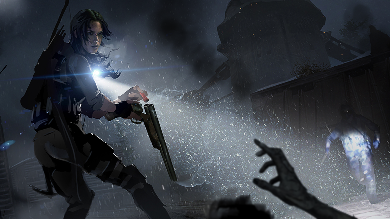 Maxraider maxraider plays rise of the tomb raider cold - Rise of the tomb raider cold darkness ...