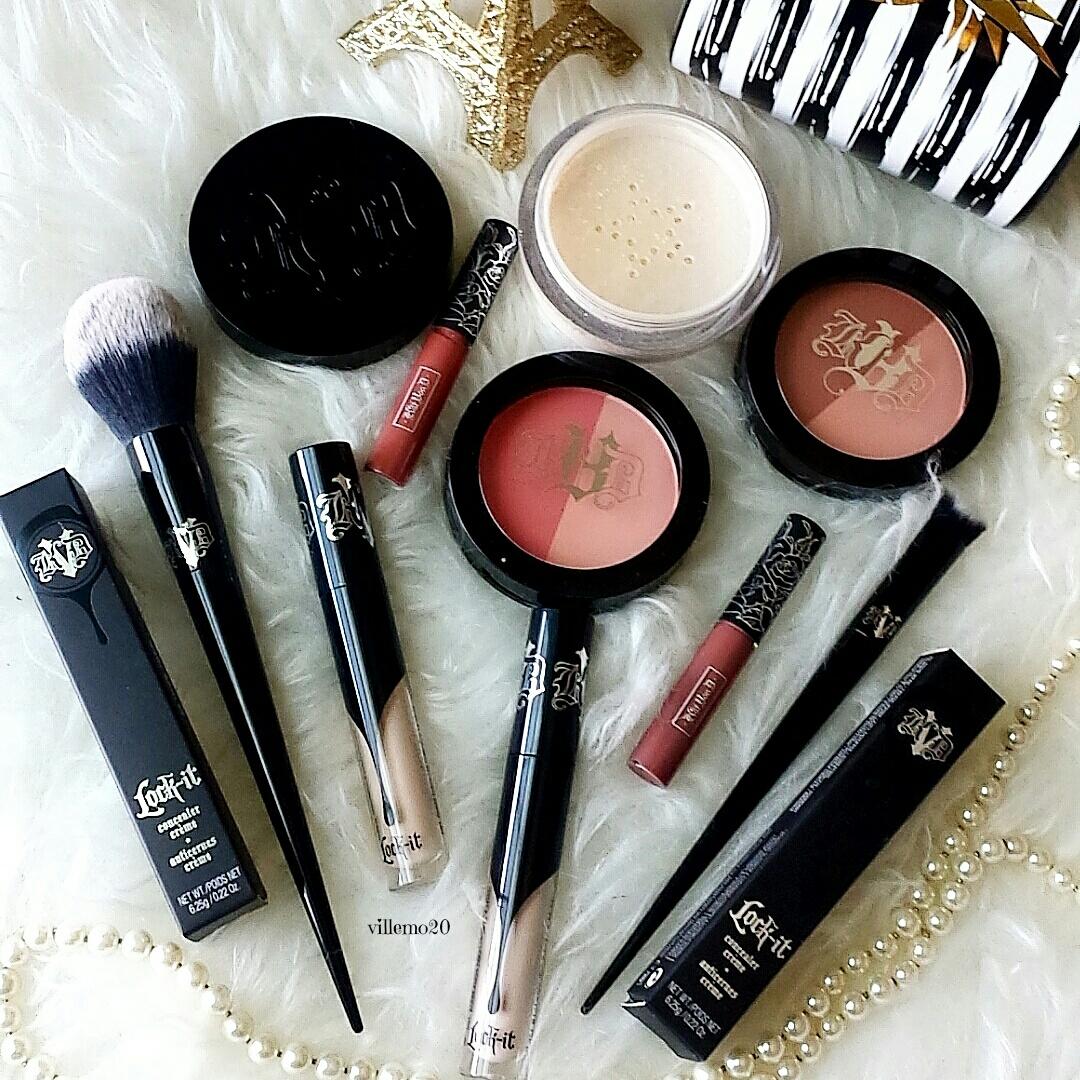 My Little Things ~ Beauty Diary by Monica: Kat Von D ~ Lock It ...