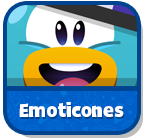 Emoticones de Club Penguin Island