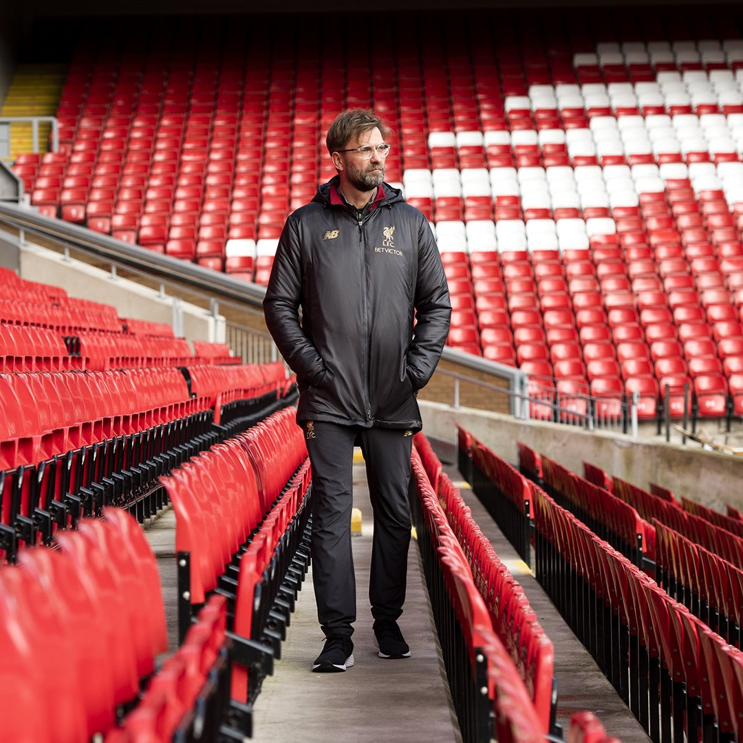 New Balance Liverpool Jurgen Klopp Manager Collection Released Footy Headlines
