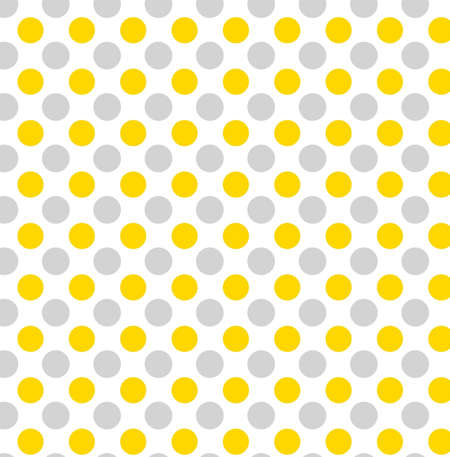 Yellow And Gray Polka Dot Free | Provincial Archives of ...