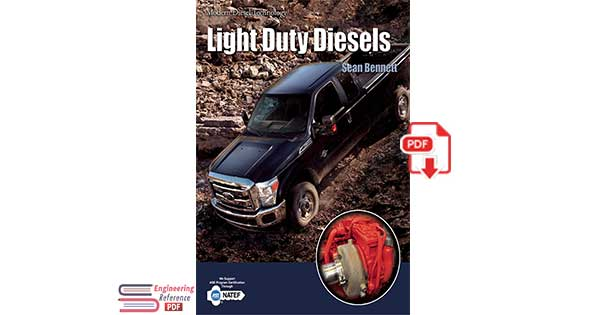 Modern Diesel Technology: Light Duty Diesels 1st Edition by Sean Bennett