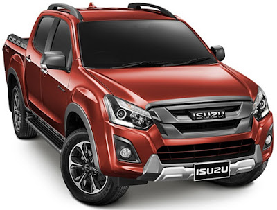 New 2017 Isuzu D-Max X-Series HD image