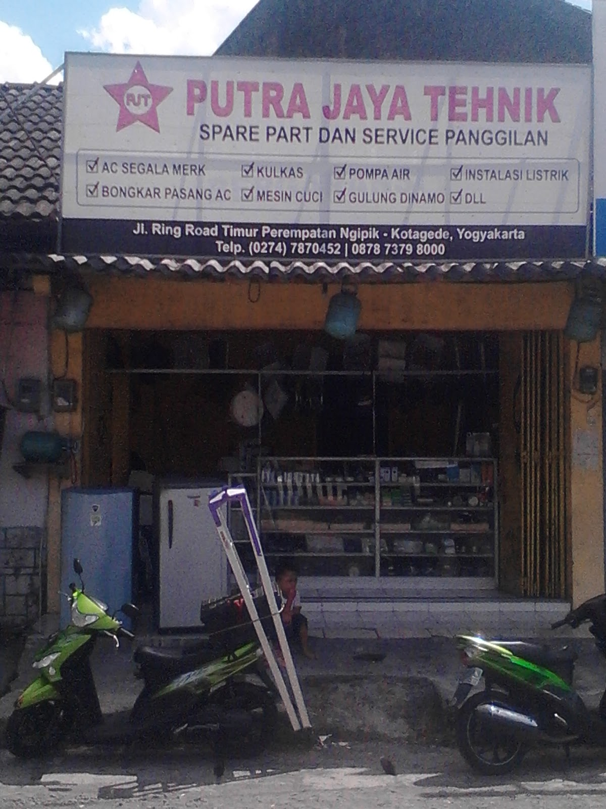Toko Sparepart Ac Di Jogja 0878 7379