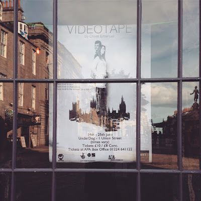 10ft Tall Theatre's Videotape at UnderDog Aberdeen - June 2017