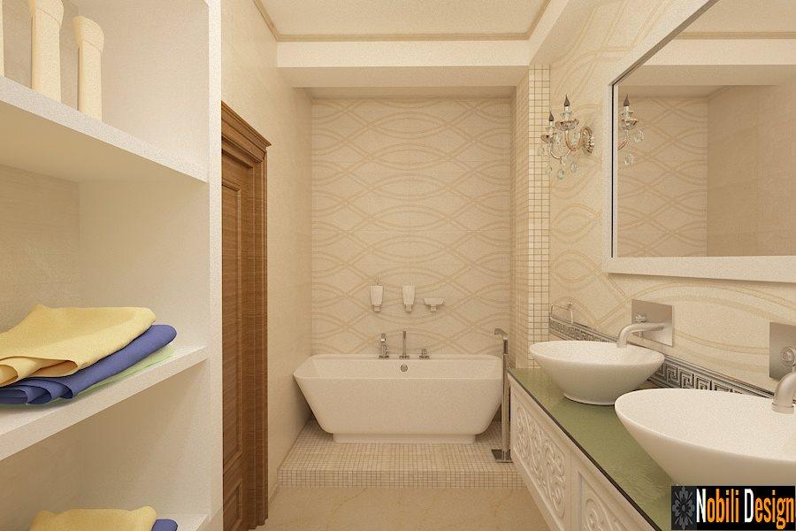 Design interior case gresie italiana de lux
