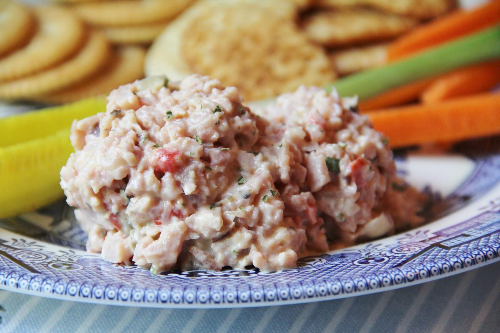 Deep South Dish: Deviled Ham Salad - Bologna Salad