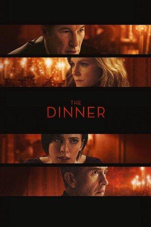 Poster The Dinner 2017