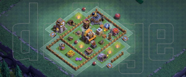 Builder Base th4-4