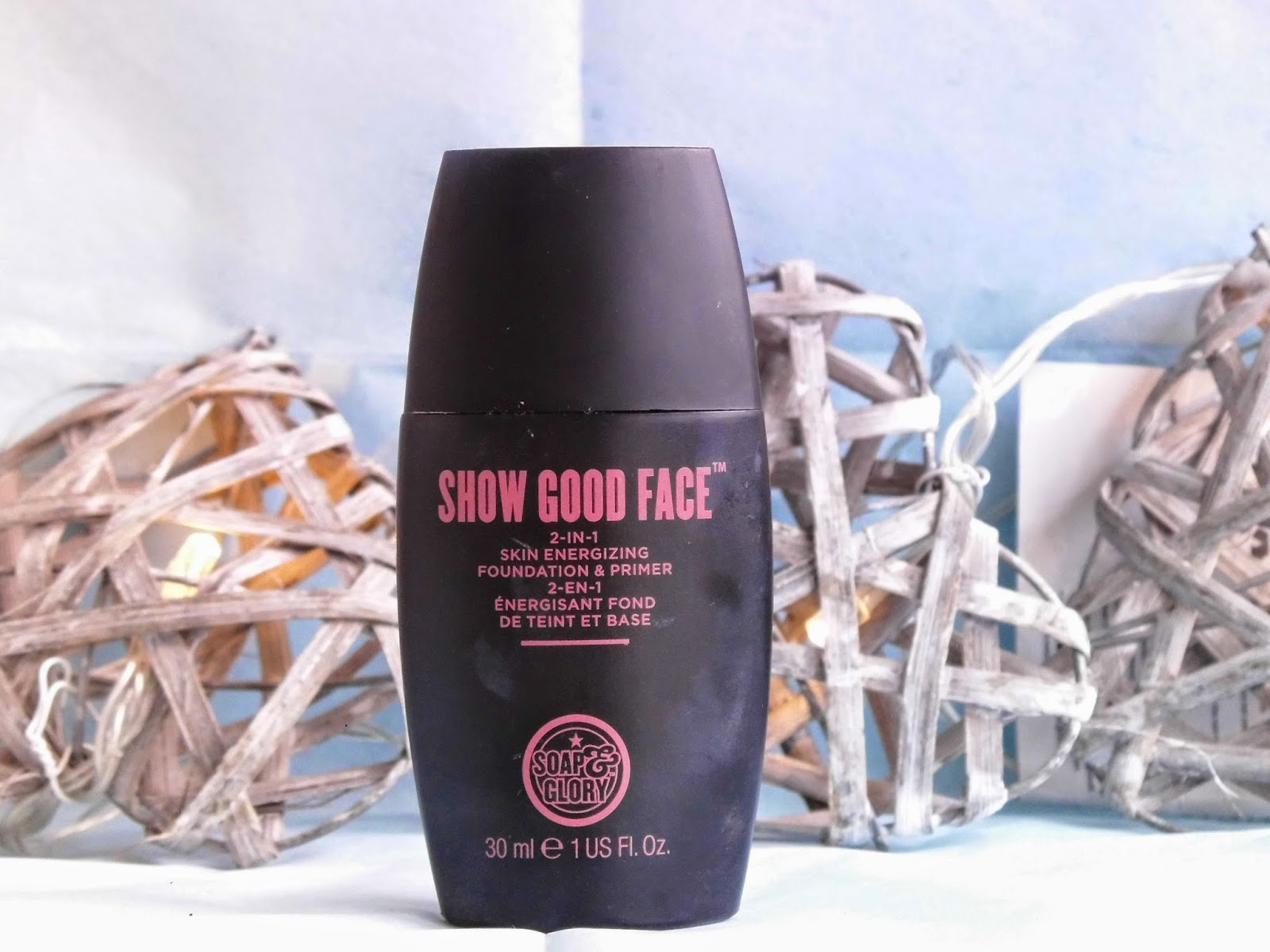 61f83e983c8 Soap and Glory 'Show Good Face 2 in 1 Skin Energizing Foundation & Primer'