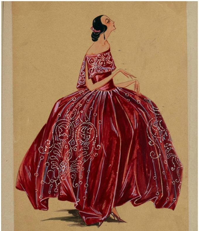 Jeanne Lanvin: A artesã da moda – Alta costura com mãos de fada