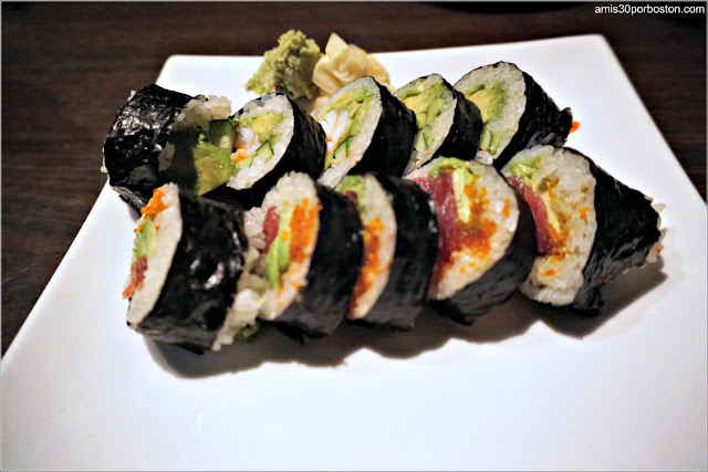 Ryoko's Japanese Restaurant & Bar: Sushi Rolls