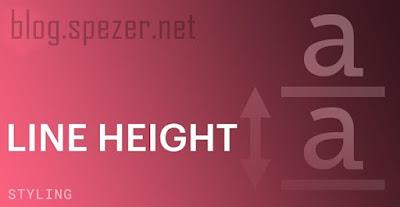 Cara Mengatur Tinggi / Jarak antar Baris dalam Paragraf HTML