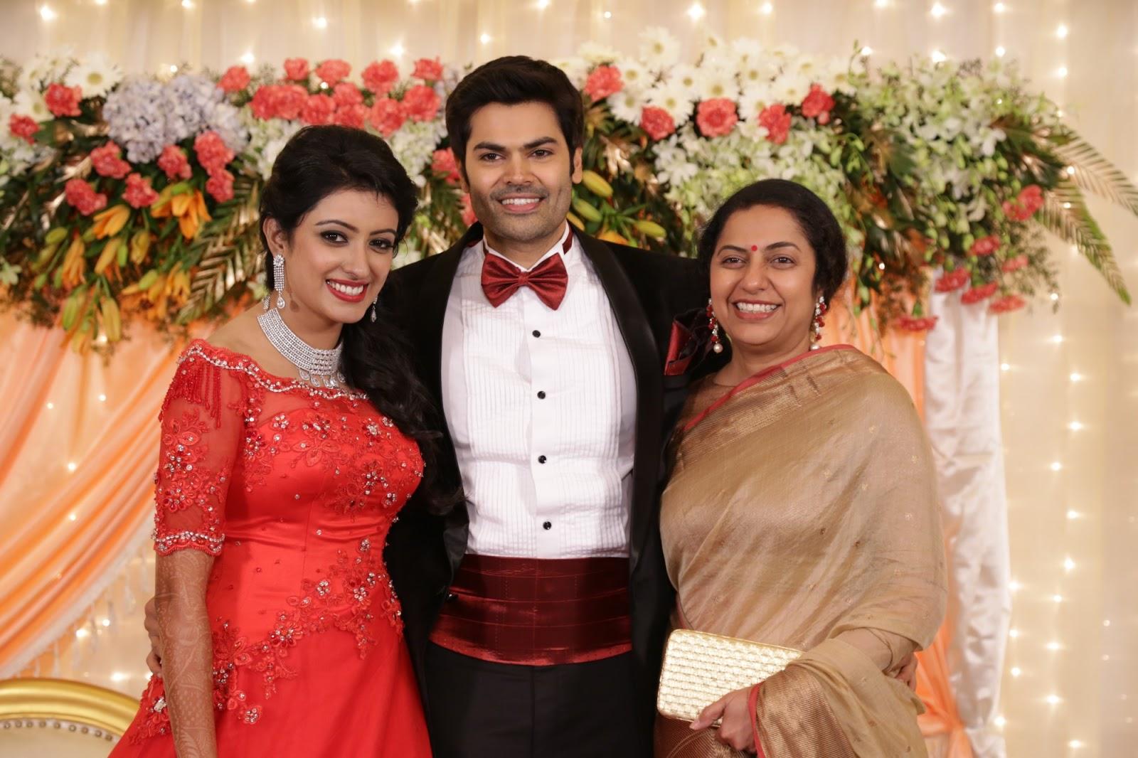 Ganesh Venkatram And Nisha Wedding Gallery