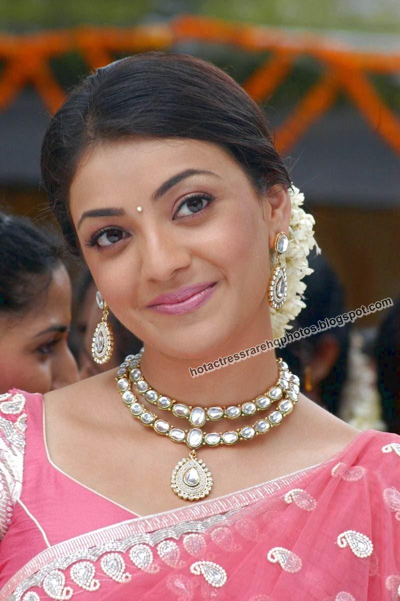 Hot Indian Actress Rare Hq Photos South Actress Kajal -1601