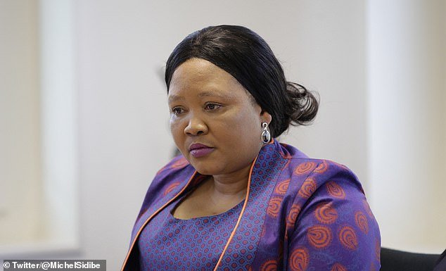 Lesotho's first lady charged with murder in connection with killing of prime minister's ex-wife.