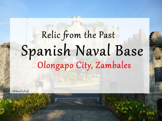 Spanish Naval Base in Subic Bay