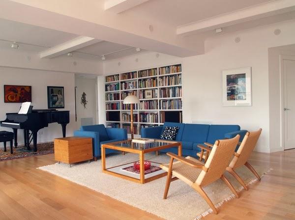 Contoh ruangan dengan konsep multi-room open space/multi-ruangan & Konsep Desain Rumah untuk Si Sanguin Yang Ceria   Tips Rumah ...