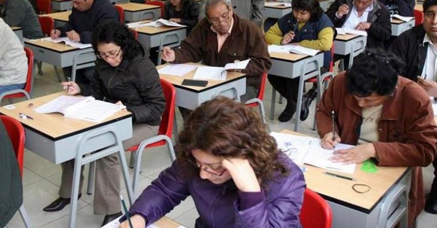 MINEDU: Consulta la lista de locales para el Examen de Ascenso (Prueba Única Nacional 15 Julio 2018) www.minedu.gob.pe