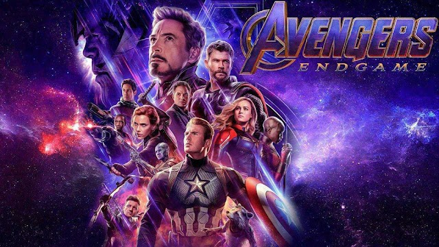 Avengers 4 Endgame (2019) ENGLISH Hindi Dubbed Full Movie
