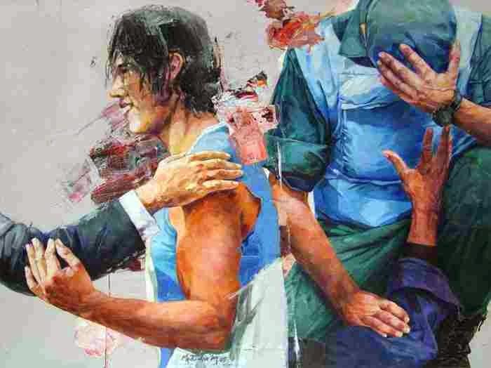 Собственное восприятие мира. Martinho Dias