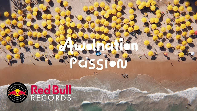 AWOLNATION release video for 'Passion'