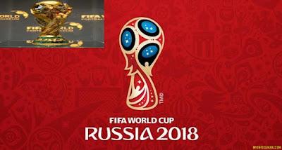 Piala Dunia FIFA 2018 Jadual dan Keputusan Perlawanan Waktu Malaysia