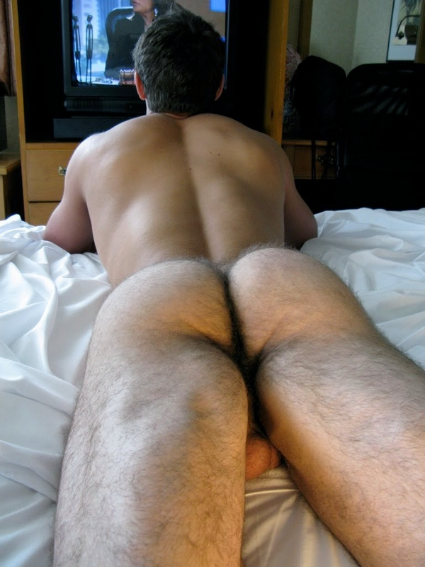 Hairy Male Butts 33