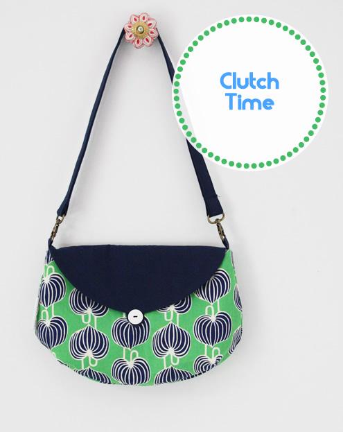 Clutch strapless