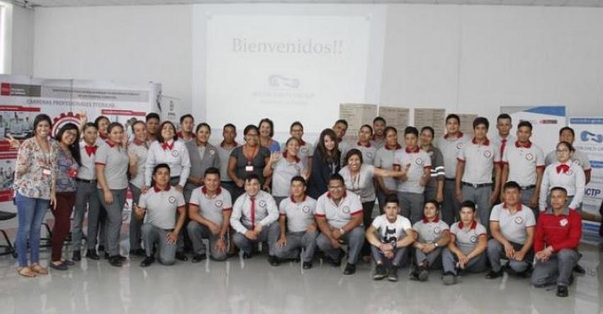 PRONABEC: Talleres de consejería para becarios de las Fuerzas Armadas de Beca 18 - www.pronabec.gob.pe