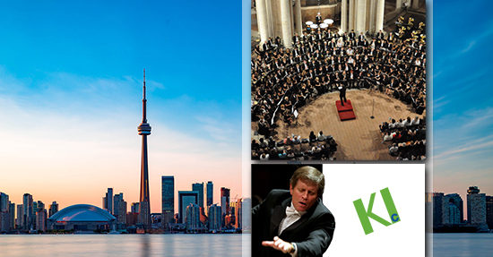 KIconcerts - Toronto Band Festival 2019 with Frank Ticheli