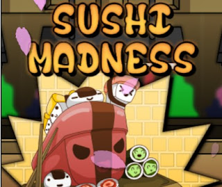 Sushi Madness Match 3 Games