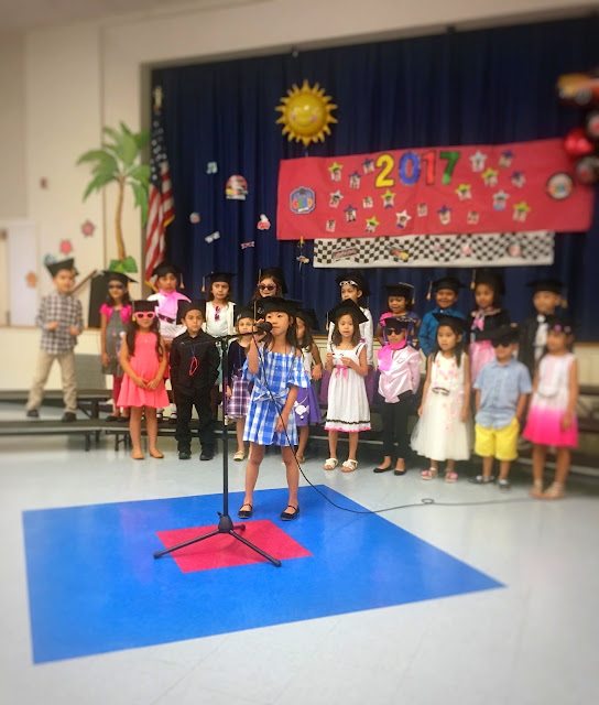 kindergarten culmination ceremony