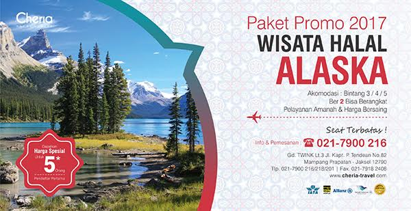 Paket Tour Kanada - Alaska