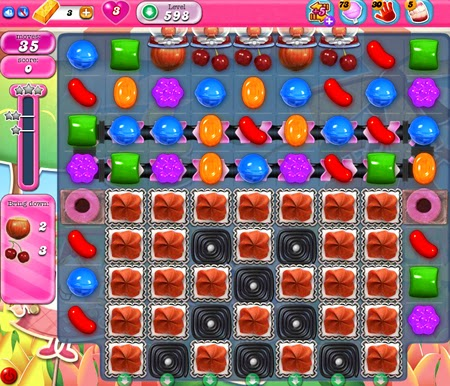 Candy Crush Saga 598