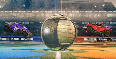 """גרסת """"משחק השנה"""" של Rocket League הושקה ל-PS4 וה-PC; בתפריט - חבילות הרחבה ותוספות במחיר מוזל"""