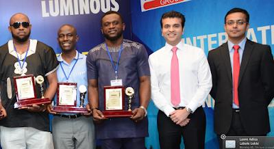 Simba Group rewards Luminous Trade partners with trip to India
