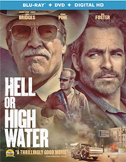 DVD & Blu-ray Release Report, Hell Or High Water, Ralph Tribbey