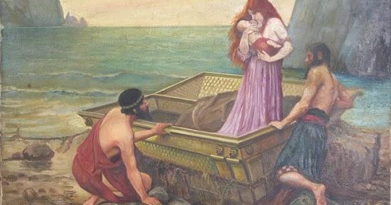 El Mito De Perseo Y Medusa Un Mito Corto